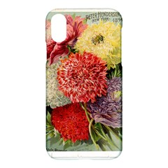 Flowers 1776541 1920 Apple Iphone X Hardshell Case by vintage2030