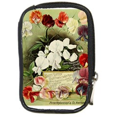 Flowers 1776617 1920 Compact Camera Leather Case by vintage2030