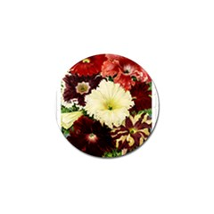 Flowers 1776585 1920 Golf Ball Marker (10 Pack) by vintage2030