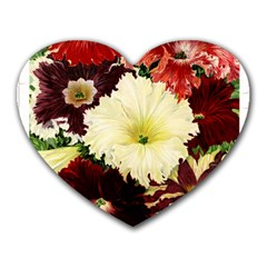 Flowers 1776585 1920 Heart Mousepads by vintage2030