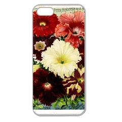Flowers 1776585 1920 Apple Seamless Iphone 5 Case (clear) by vintage2030