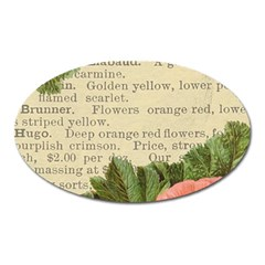 Flowers 1776422 1920 Oval Magnet by vintage2030