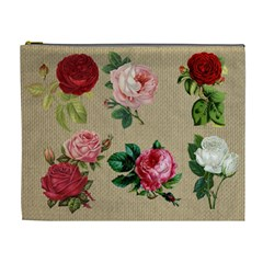 Flower 1770189 1920 Cosmetic Bag (xl) by vintage2030