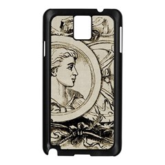 Young 1515867 1280 Samsung Galaxy Note 3 N9005 Case (black) by vintage2030