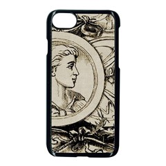Young 1515867 1280 Apple Iphone 7 Seamless Case (black) by vintage2030