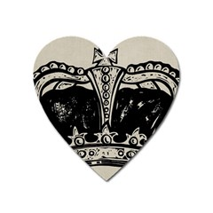 Crown 1515871 1280 Heart Magnet by vintage2030