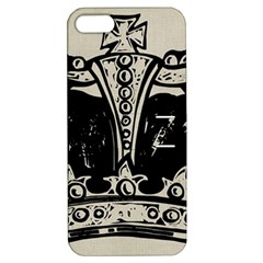 Crown 1515871 1280 Apple Iphone 5 Hardshell Case With Stand by vintage2030