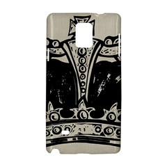 Crown 1515871 1280 Samsung Galaxy Note 4 Hardshell Case by vintage2030