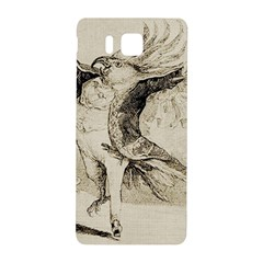 Bird 1515866 1280 Samsung Galaxy Alpha Hardshell Back Case by vintage2030