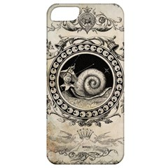 Snail 1618209 1280 Apple Iphone 5 Classic Hardshell Case by vintage2030