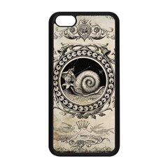 Snail 1618209 1280 Apple Iphone 5c Seamless Case (black) by vintage2030