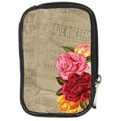 Flower 1646069 1920 Compact Camera Leather Case by vintage2030