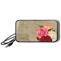 Flower 1646069 1920 Portable Speaker by vintage2030