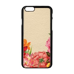 Flower 1646035 1920 Apple Iphone 6/6s Black Enamel Case by vintage2030