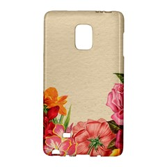 Flower 1646035 1920 Samsung Galaxy Note Edge Hardshell Case by vintage2030