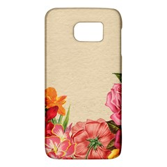 Flower 1646035 1920 Samsung Galaxy S6 Hardshell Case  by vintage2030