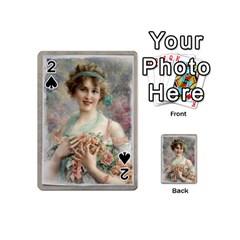 Vintage 1501577 1280 Playing Cards 54 (mini) by vintage2030
