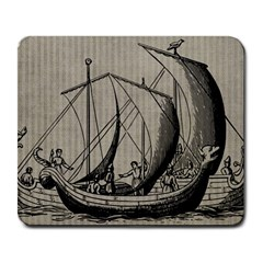 Ship 1515875 1280 Large Mousepads by vintage2030