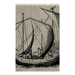 Ship 1515875 1280 Shower Curtain 48  X 72  (small)  by vintage2030