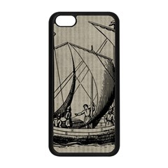 Ship 1515875 1280 Apple Iphone 5c Seamless Case (black) by vintage2030