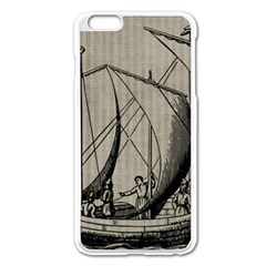 Ship 1515875 1280 Apple Iphone 6 Plus/6s Plus Enamel White Case by vintage2030
