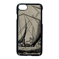 Ship 1515875 1280 Apple Iphone 7 Seamless Case (black) by vintage2030