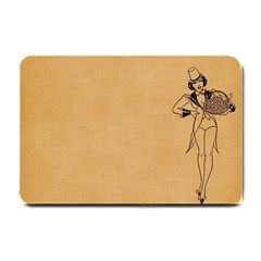 Flapper 1515869 1280 Small Doormat  by vintage2030