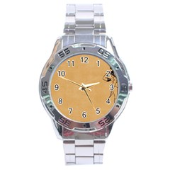 Flapper 1515869 1280 Stainless Steel Analogue Watch by vintage2030