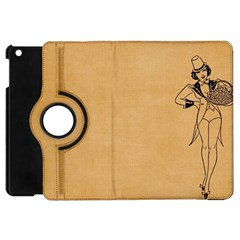 Flapper 1515869 1280 Apple Ipad Mini Flip 360 Case by vintage2030