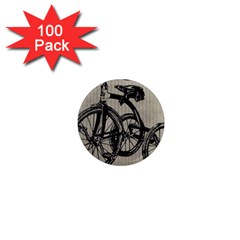 Tricycle 1515859 1280 1  Mini Magnets (100 Pack)  by vintage2030