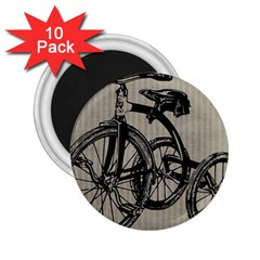 Tricycle 1515859 1280 2 25  Magnets (10 Pack)  by vintage2030