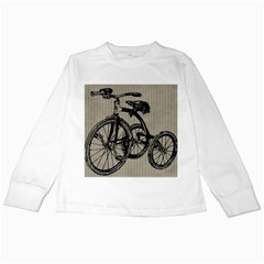 Tricycle 1515859 1280 Kids Long Sleeve T Shirts by vintage2030