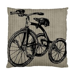 Tricycle 1515859 1280 Standard Cushion Case (one Side) by vintage2030