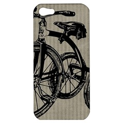 Tricycle 1515859 1280 Apple Iphone 5 Hardshell Case by vintage2030
