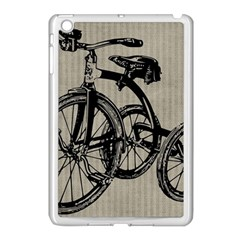 Tricycle 1515859 1280 Apple Ipad Mini Case (white) by vintage2030