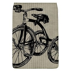 Tricycle 1515859 1280 Removable Flap Cover (l) by vintage2030