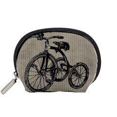 Tricycle 1515859 1280 Accessory Pouch (small) by vintage2030