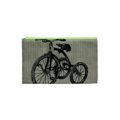 Tricycle 1515859 1280 Cosmetic Bag (xs) by vintage2030
