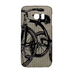 Tricycle 1515859 1280 Samsung Galaxy S6 Edge Hardshell Case by vintage2030