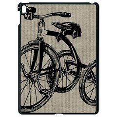 Tricycle 1515859 1280 Apple Ipad Pro 9 7   Black Seamless Case by vintage2030