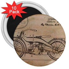 Motorcycle 1515873 1280 3  Magnets (10 Pack)  by vintage2030