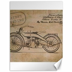 Motorcycle 1515873 1280 Canvas 36  X 48  by vintage2030