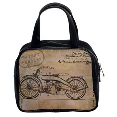 Motorcycle 1515873 1280 Classic Handbag (two Sides) by vintage2030