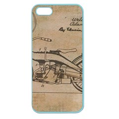 Motorcycle 1515873 1280 Apple Seamless Iphone 5 Case (color) by vintage2030
