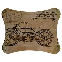 Motorcycle 1515873 1280 Jigsaw Puzzle Photo Stand (bow) by vintage2030