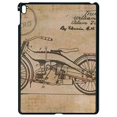 Motorcycle 1515873 1280 Apple Ipad Pro 9 7   Black Seamless Case by vintage2030