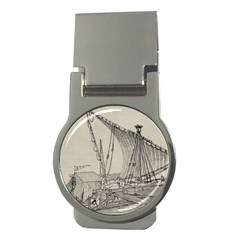 Ship 1515860 1280 Money Clips (round)  by vintage2030