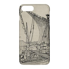 Ship 1515860 1280 Apple Iphone 7 Plus Hardshell Case by vintage2030