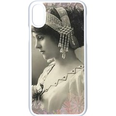 Vintage 1501540 1920 Apple Iphone X Seamless Case (white) by vintage2030