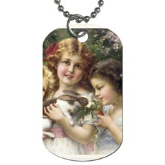 Vintage 1501558 1280 Dog Tag (two Sides) by vintage2030